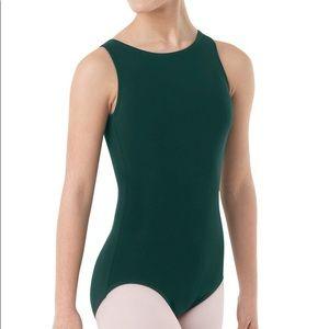 Capezio Leotard Bodysuit Dance Small Adult